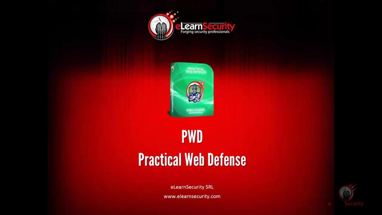Practical Web Defense Launch